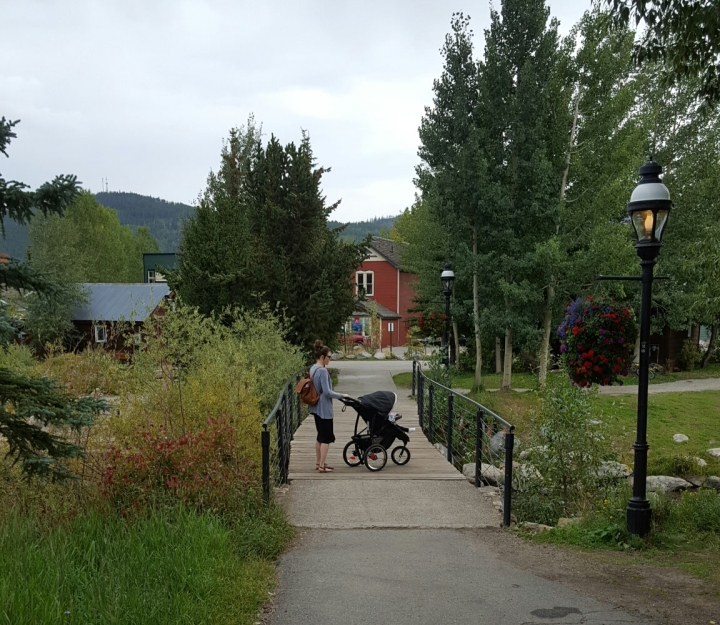 family vacation + breck tips